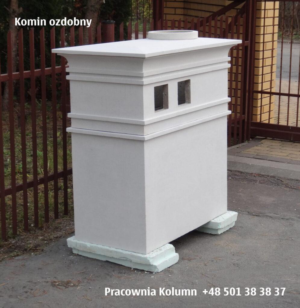 OBUDOWA KOMINA K150